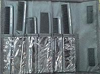 Набор расчёсок в футляре  (6шт)