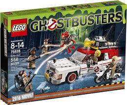 75828 Lego Охотники за привидениями: Экто-1 и Экто-2
