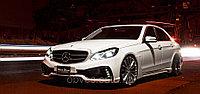 Оригинальный обвес WALD на Mercedes-Benz E-class W212 РЕСТАЙЛИНГ, фото 1