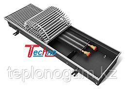 Конвектор внутрипольный (встраиваемый) с естественной конвекцией - Techno Usual KVZ 250-85-700