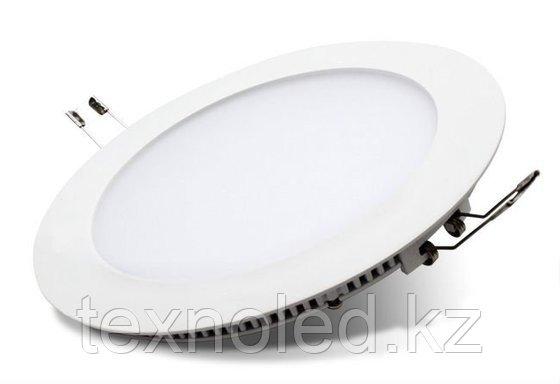 Светодиодный спот  24 W кругый встраиваемые , фото 2