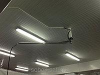 WD 103 Консоль потолочная из нержавеющей стали.