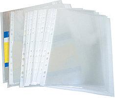 Файл прозрачный А4, 60мкр, 100шт/пач