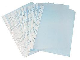 Файл прозрачный А4, 80мкр, 100шт/пач