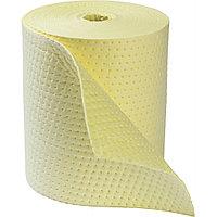 Сорбирующие салфетки в рулонах для ликвидации химических разливов (50см х 40м)