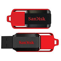 Память SanDisk USB Flash   8GB CZ52 Cruzer Switch