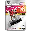 Память SiliconPower USB Flash  16GB USB3.0 Blaze B05 черный