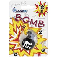 Память Smart Buy USB Flash  16Gb Бомба, черный