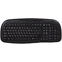Клавиатура Smartbuy 205 USB мультимедийная черный