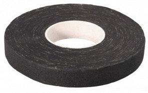 Изолента ЗУБР на хлопчатобумажной основе, чёрная, 18мм х 33м