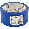 Клейкая лента упаковочная 48 мм*40 м 45 мкм синяя ШК