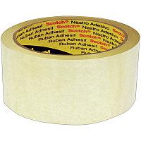 Клейкая лента упаковочная 50 мм*66 м 50 мкм бесшумная