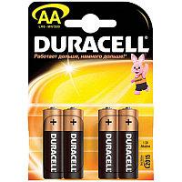 Батарейка LR06 DURACELL BASIC LR06  4BL