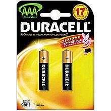 Батарейка LR03 DURACELL BASIC LR03  2BL