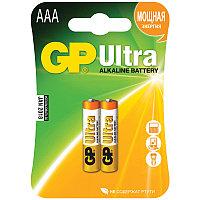 Батарейка LR03 GP Ultra Alkaline 24AU BC2