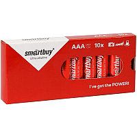 Батарейка SmartBuy LR03 10 картон.уп.