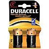 Батарейка LR14 DURACELL BASIC LR14 2BL