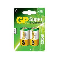 Батарейка LR14 GP Super Alkaline 14A BC2
