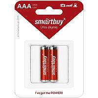 Батарейка SmartBuy LR03 BC2