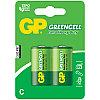 Батарейка R14 GP Greencell 14G BC2