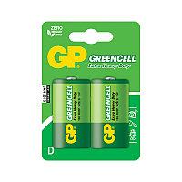 Батарейка R20 GP Greencell 13G BC2