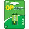 Батарейка MN1604 GP Greencell 1604G BC1 КРОНА
