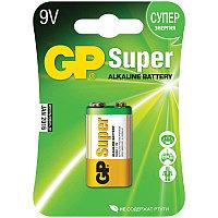 Батарейка MN1604 GP Super Alkaline 1604A BC1 КРОНА
