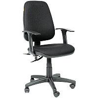 """Кресло оператора """"Chairman 661"""" PL, ткань чёрная, механизм качания спинки"""