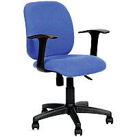 """Кресло оператора """"Chairman 670"""" PL, ткань синяя"""