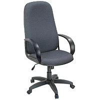 """Кресло руководителя """"Chairman 279"""" PL, ткань JP чёрно-серая, механизм качания"""