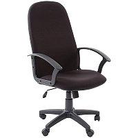 "Кресло руководителя ""Chairman 289NEW""  PL, ткань черная"