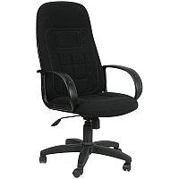 """Кресло руководителя """"Chairman 727"""" PL, ткань чёрная, механизм качания"""
