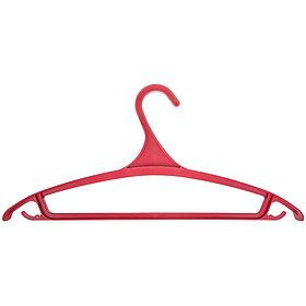 Вешалка для легкой верхней одежды, пластик,  р.48-50