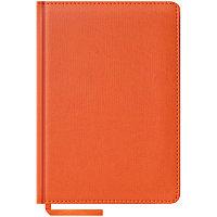 """Ежедневник недатированный А5, 160л., кожзам, """"Vivella"""", оранжевый"""