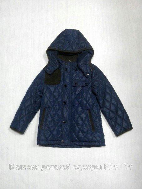Осенняя курточка для мальчика