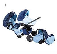 Детская коляска Tutis Zippy New 3 в 1, фото 1