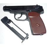 Пневматический пистолет МР-654К-20 серия(обн.руч.), фото 3