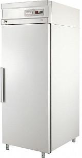 Холодильный шкаф с металлической дверью CМ105-S