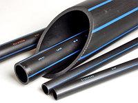 Труба ПЭ (полиэтиленовая) D20 - 200 мм Спира Берга