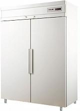 Холодильный шкаф с металлической дверью СМ114-S