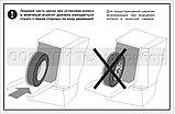 Автоматическая мойка колес ТОРНАДО AWD, фото 6