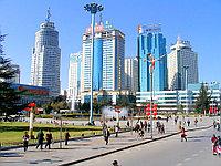 Жд перевозка Куньмин - Казахстан