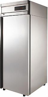 Холодильный шкаф с металлической дверью CМ107-G
