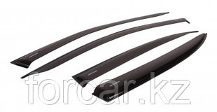 "Комплект дефлекторов ""LUX"" для а/м Kia Cerato III SD 2013-… г.в"