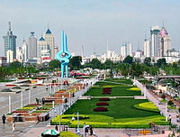 Автоперевозки Цзинань - Казахстан