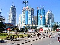 Автоперевозки Куньмин - Казахстан
