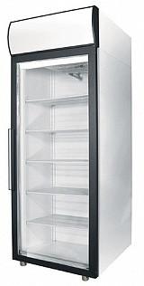 Холодильный шкаф со стеклянной дверью DM107S