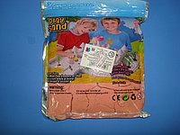 Песок в пакете