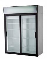 Холодильный шкаф со стеклянной дверью DM114Sd-S