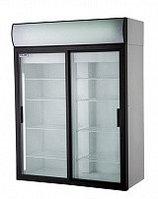 Холодильный шкаф со стеклянной дверью DM110Sd-S